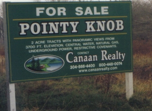 Pointy Knob 19, Canaan Valley Area